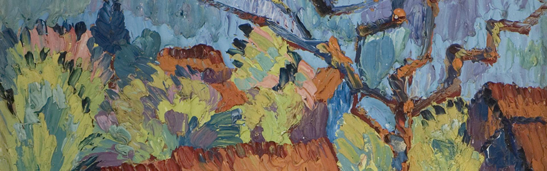 Galerie Knittel – Ihr Experte für Hans Breinlinger